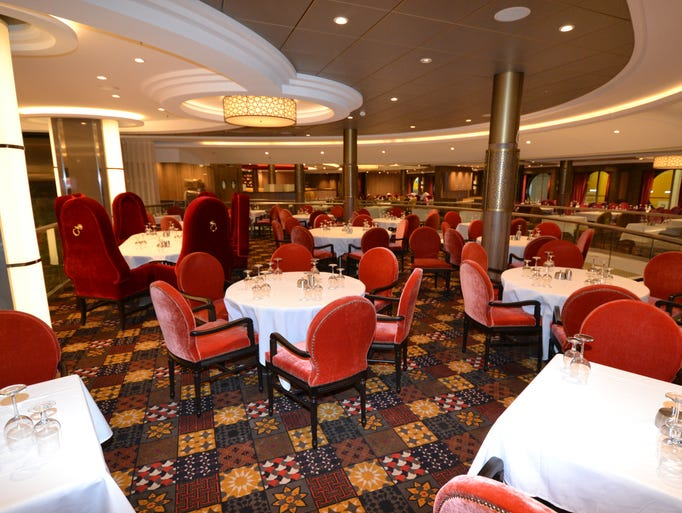 First look inside harmony of the seas world 39 s largest - Harmony of the seas interior rooms ...