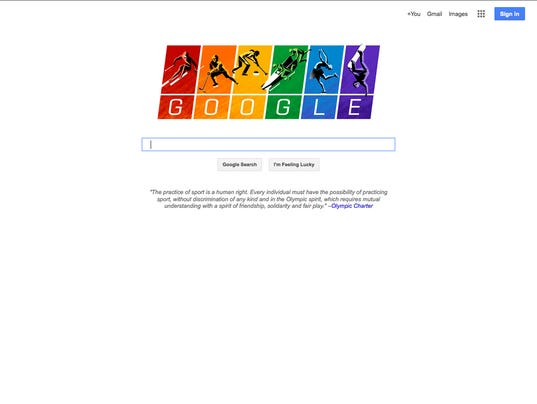 AP Russia Gay Rights Google