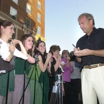 When stars walked the red carpet in Greenville: Looking back at the 2004 BMW Charity Pro-Am