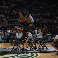 Milwaukee Bucks set auditions for break-dancers, tumblers who will perform during games