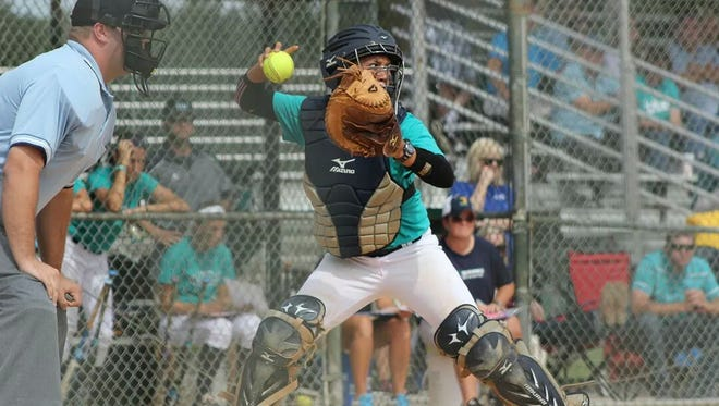 North Buncombe alum Monica Taylor now plays college softball for UNC Wilmington.