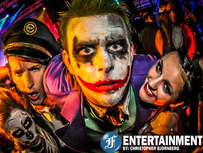 Metro Detroit's sexiest ghouls and goblins gathered
