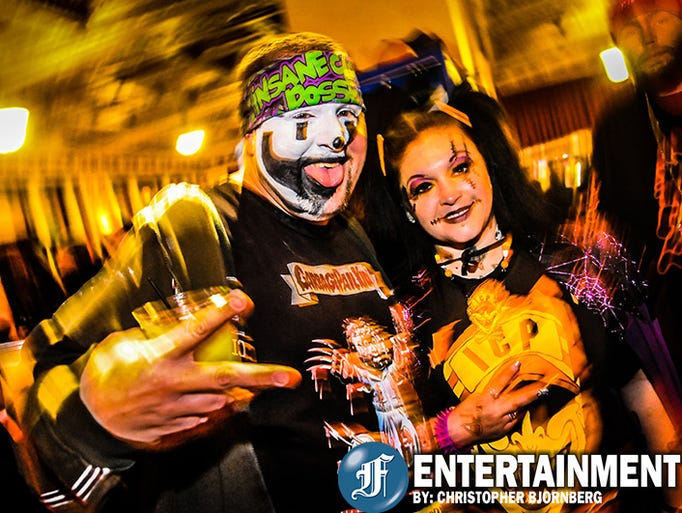 Insane Clown Posse celebrated the 20th edition of their