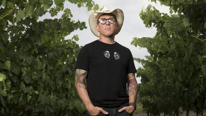 Maynard James Keenan, a musician, winemaker and owner of Caduceus Cellars in Jerome, is one of the founding members of a new Arizona winemakers' alliance.