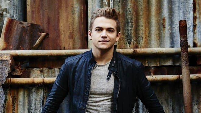 Country music artist Hunter Hayes will play Aug. 29 at the Oregon State Fair.