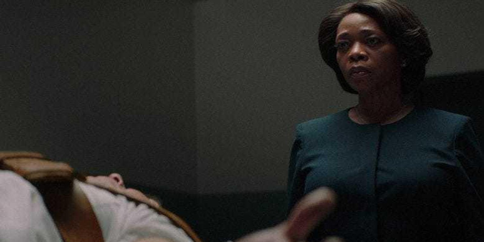 Alfre Woodard is magnificent in prison drama 'Clemency'