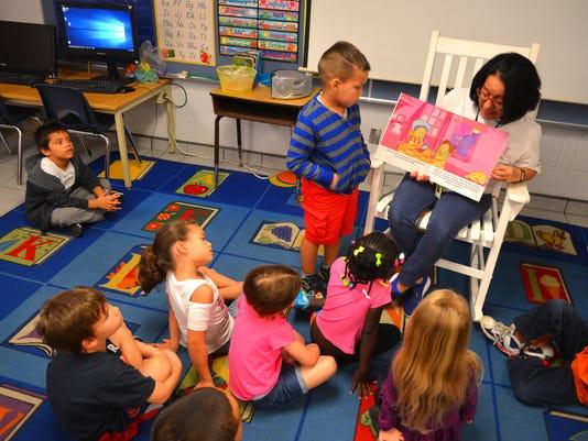 JA Day at Palm Bay Elementary School