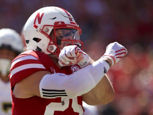 NCAA Football: Oregon at Nebraska