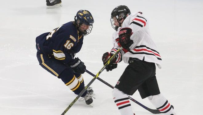 Wausau West and SPASH were seeded first and third, respectively, in Sectional 3 for the WiAA boys hockey playoffs.