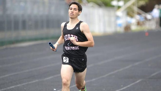 North Buncombe was one of the teams that competed in Saturday's Blue Ridge Classic track meet at Reynolds.