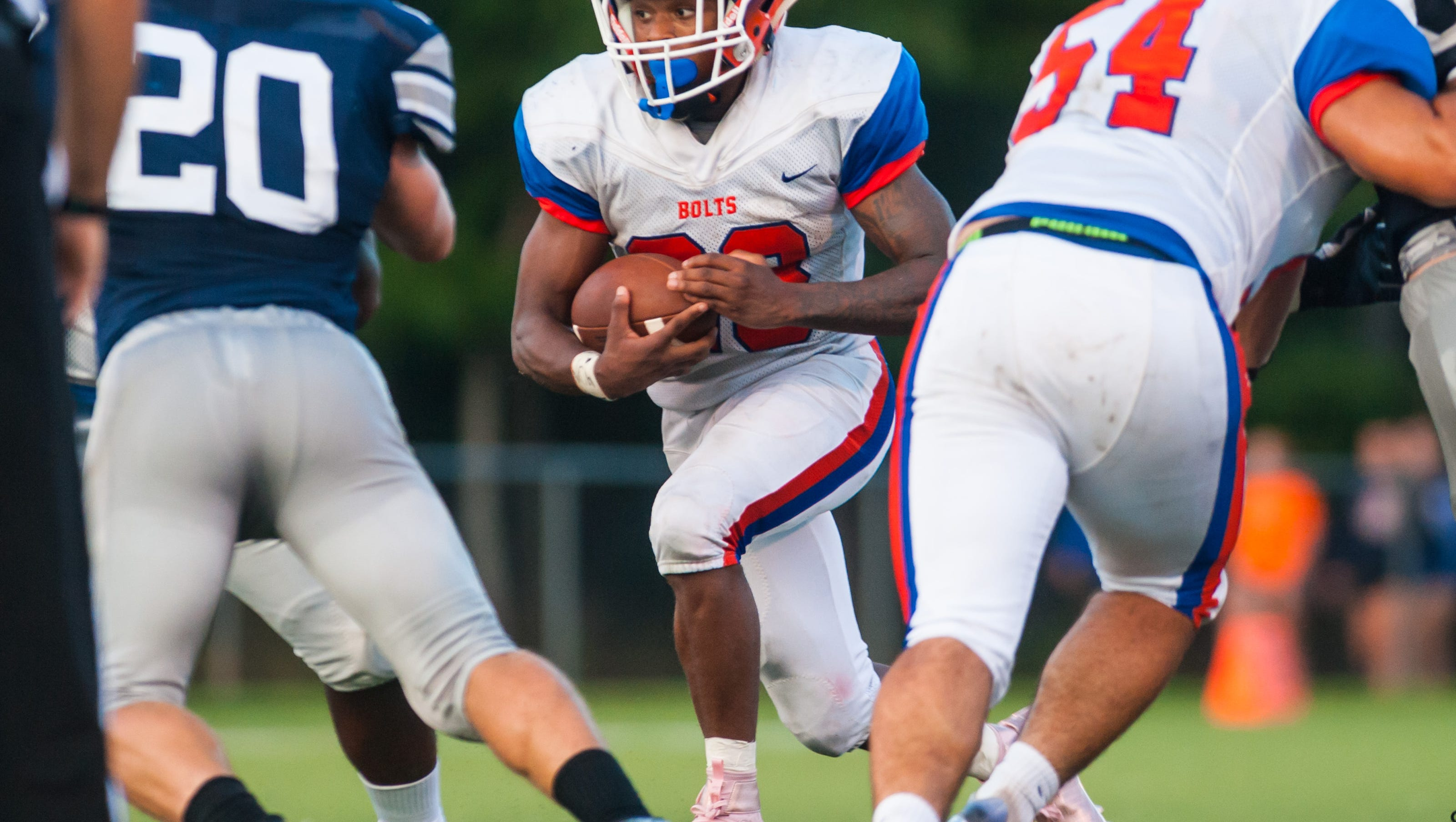 Millville Puts Together 13 Play 92 Yard Drive To Beat Hermits