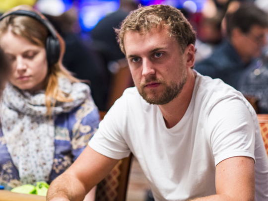 Ryan Riess, of Clarkston, won the World Series of Poker