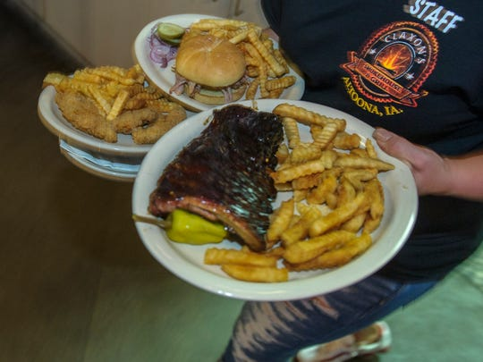 Claxon's Smokehouse and Grill is celebrating 20 years