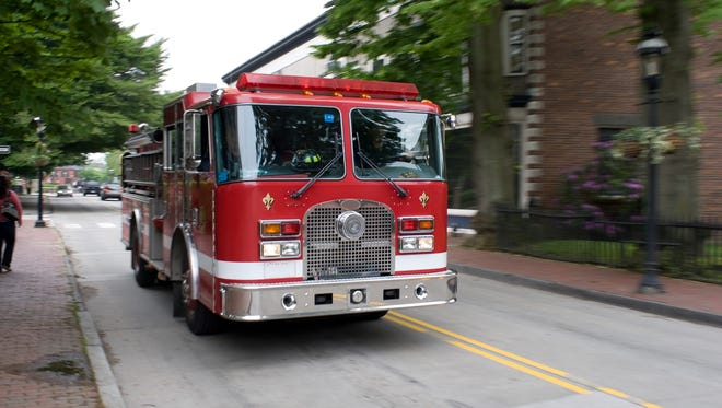Crews are responding to two-alarm fire in Over-the-Rhine Monday evening, according to emergency communications.