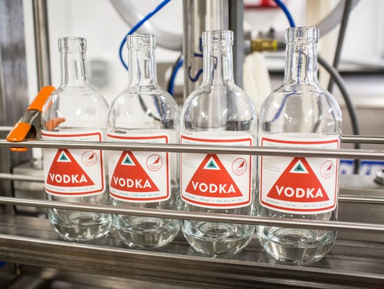 Indiana-based Cardinal Spirits recently launched three