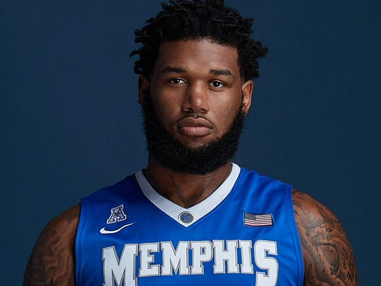Memphis junior Mike Parks, Jr.