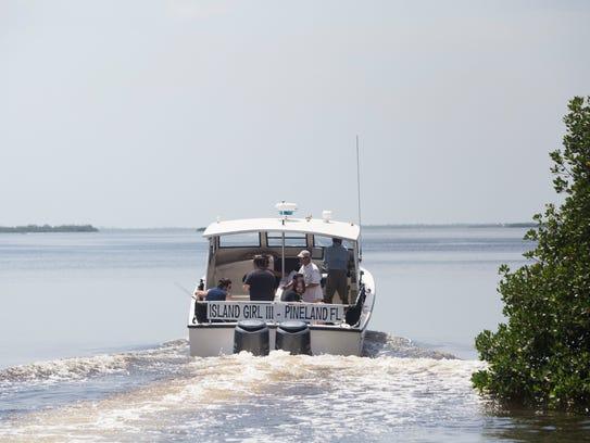 North Captiva Island Boat Charters