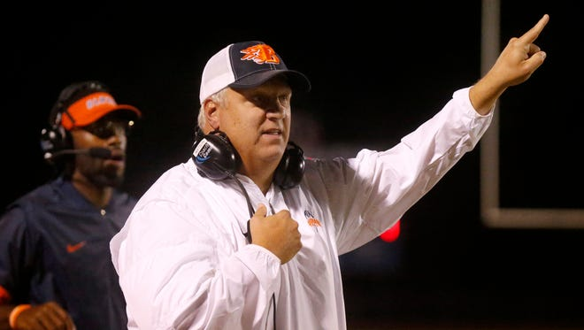 David Watson was 28-10, including 16-4 in region play, in three seasons as Blackman's coach.