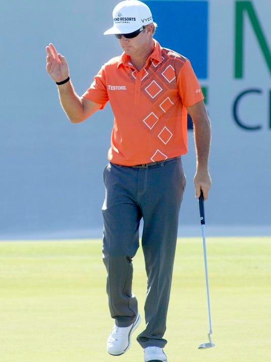 McGladrey Golf Gay