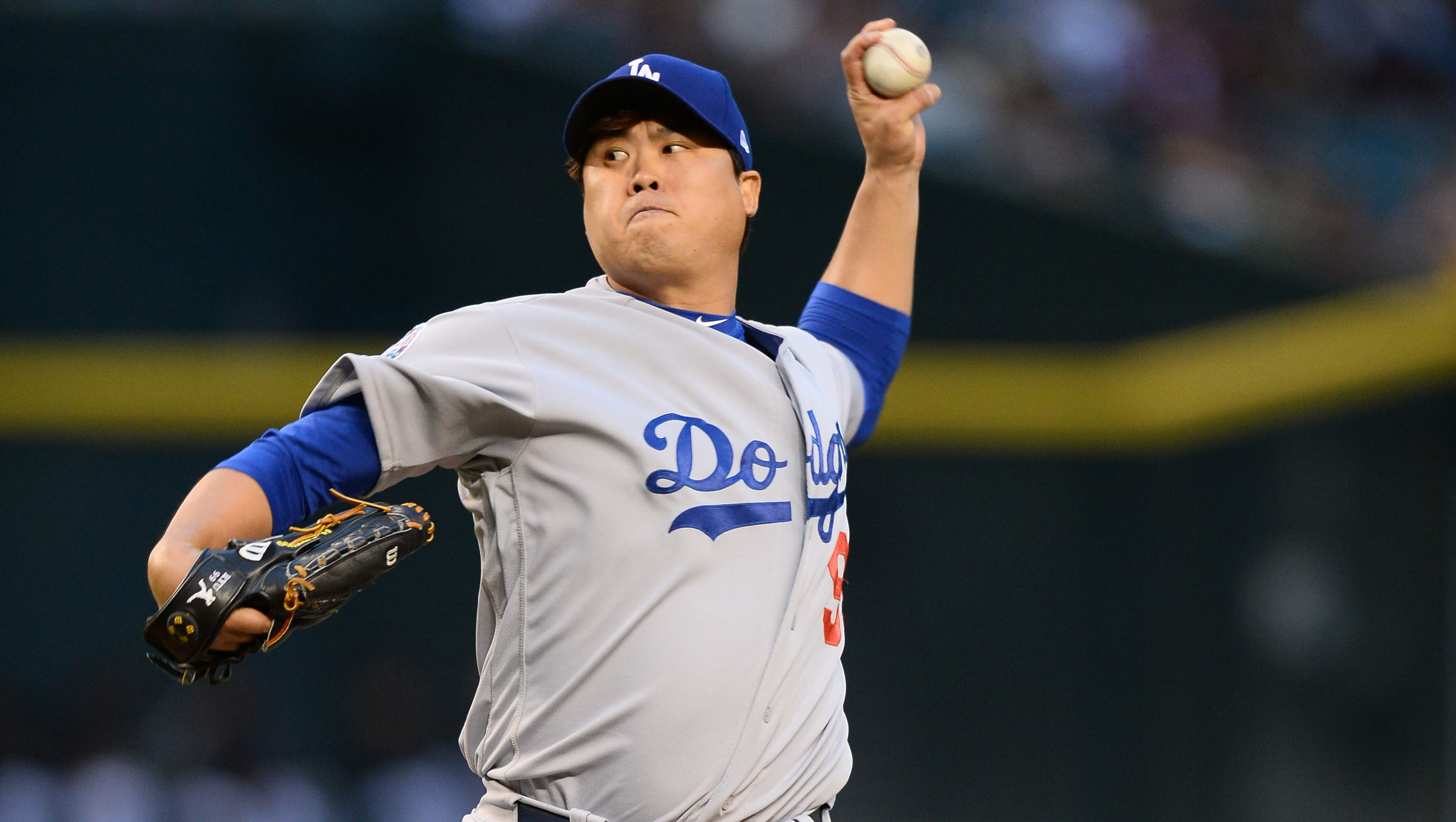 Dodgers Ryu Tears Muscle Off Bone Out Until After All Star Game