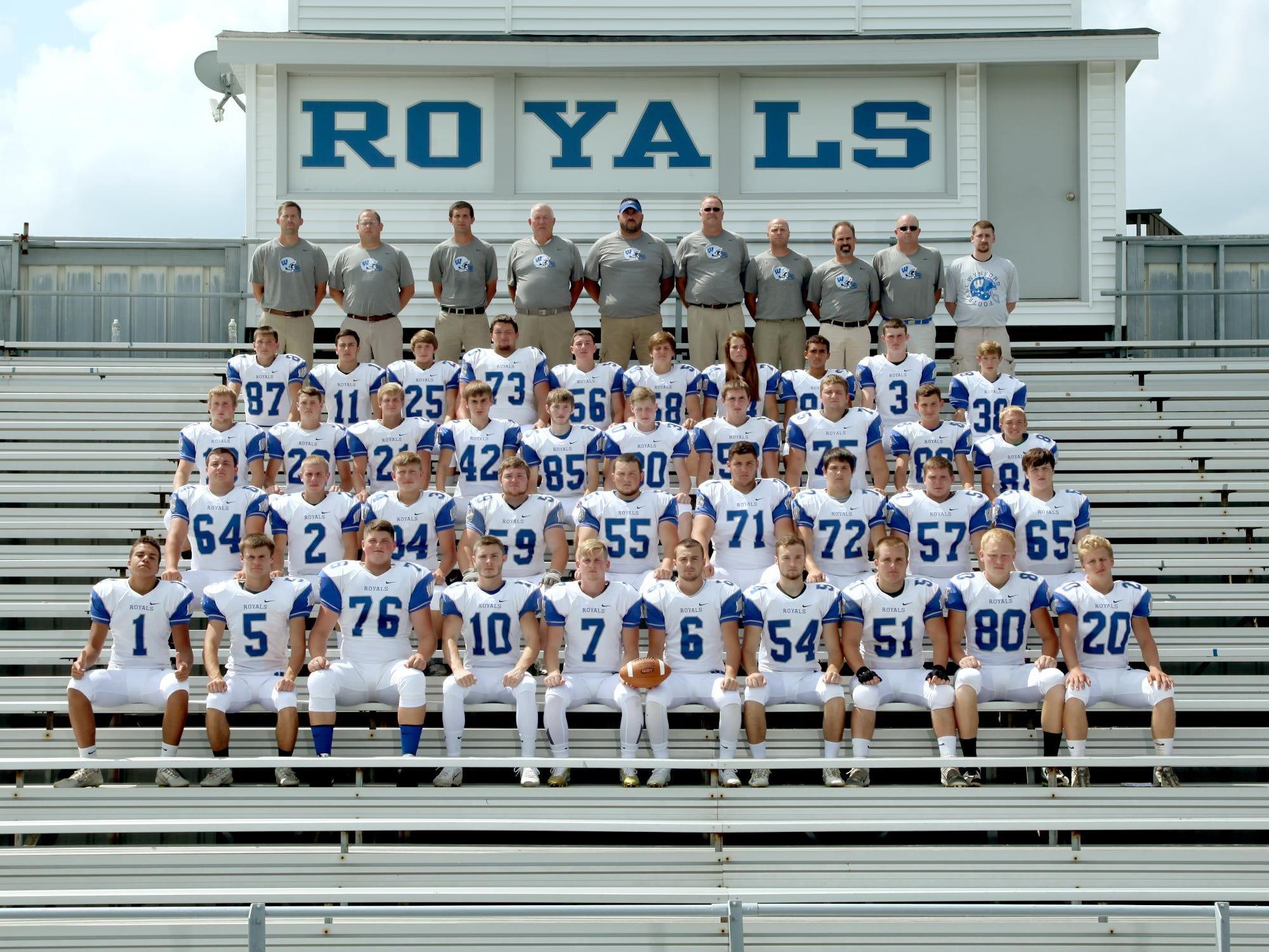 The 2015 Royals.