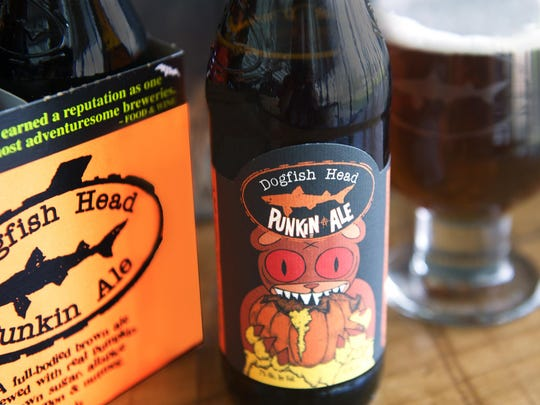 Dogfish Head Brewery first released its Punkin Ale in 1994.