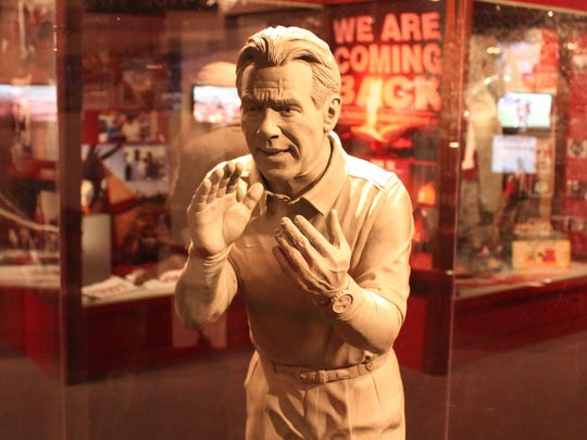 """Nick Saban already is immortalized at the Paul W. Bryant Museum. The more he keeps winning with the Crimson Tide, the more presence he will have alongside the """"Bear."""""""