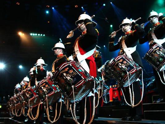 Band Royal Marines