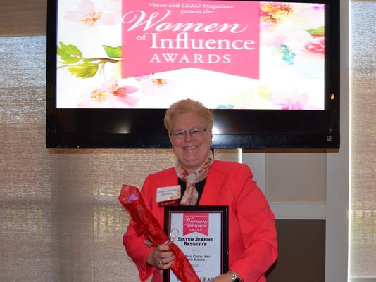 S. Jeanne Bessette Award