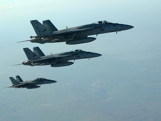 AP MIDEAST SYRIA US AIRSTRIKES I XIF