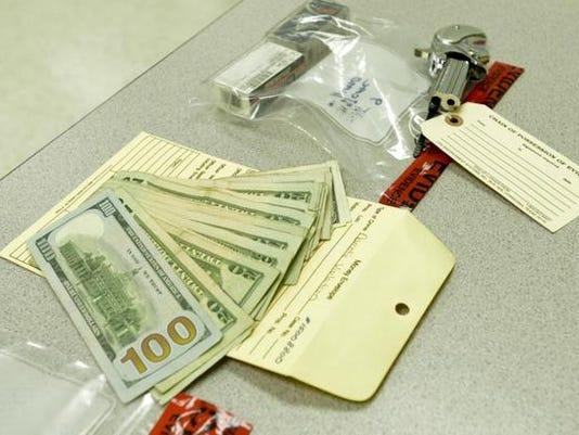 Santa Rosa Sheriff's Office drug bust
