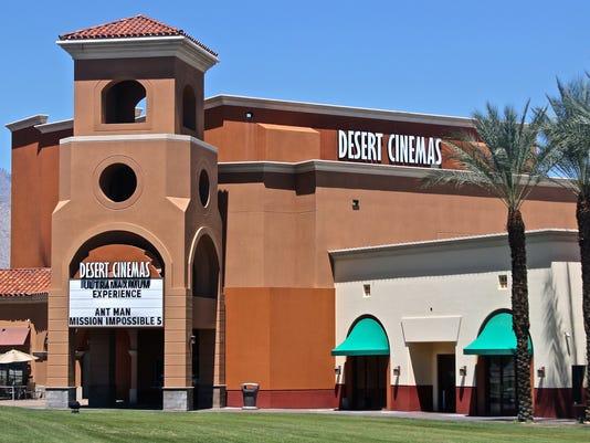 Desert Cinemas