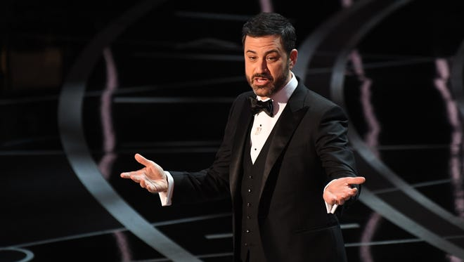 Jimmy Kimmel presided over the 89th Academy Awards with the wildest finish yet.