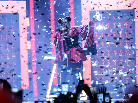 Eurovision Song Contest 2018: Netta Barzilai wins for Israel
