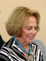 Thelma Domenici, president of the New Mexico Museum