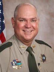 Brian Gardner, Linn County sheriff
