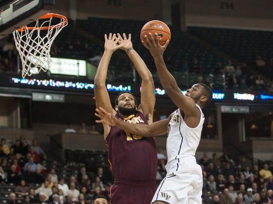 NCAA Basketball: Minnesota at Wake Forest
