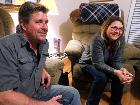 Robert and Rosemarie Roan talk about caring for their daughter, Alison, who was born with Spastic Quadriplegic Cerebral Palsy.