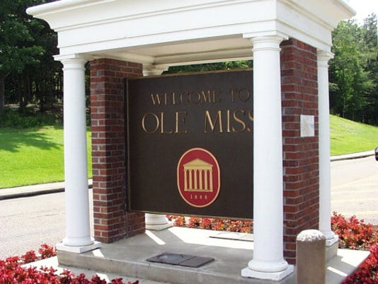 University Of Mississippi Rebels Campus
