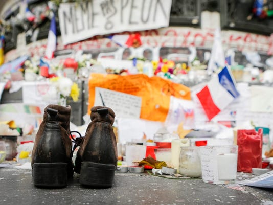 EPA FRANCE COP21 PROTEST WAR ACTS OF TERROR FRA