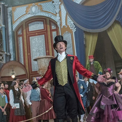 """The Greatest Showman"" is musical telling of the story"
