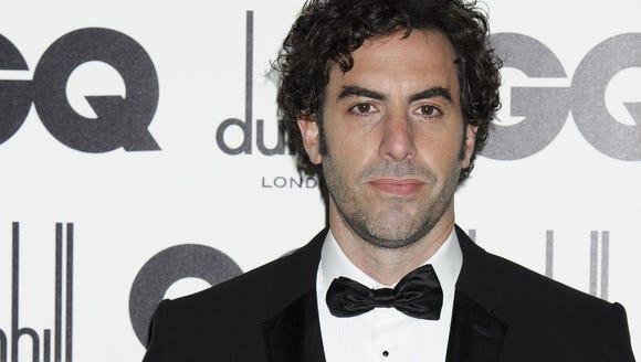 Sacha Baron Cohen will executive produce the comedy