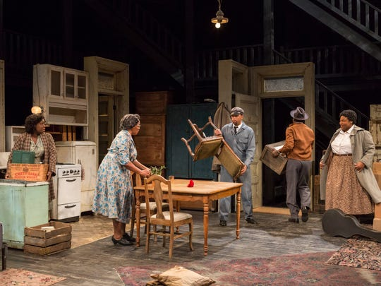 """""""A Raisin in the Sun"""" will play at Indiana Repertory Theatre through Feb. 3."""