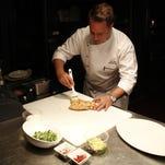Chef Eric Vasta