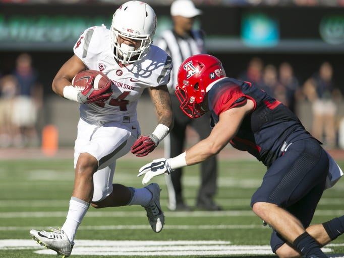 Arizona football vs. Washington State