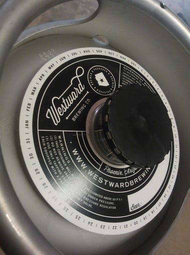 May | Westward Brewing Co.:  Arizona natives Drew Pool