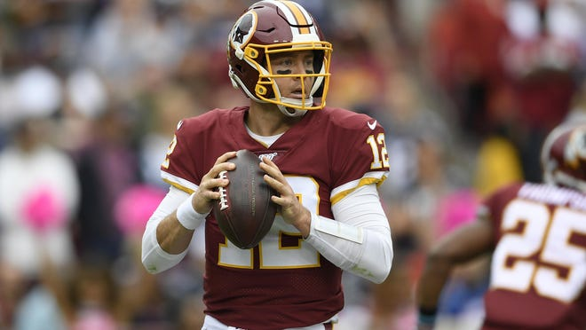 New Giants quarterback Colt McCoy's relationship with starter Daniel Jones is just beginning. The 33-year old McCoy is ready to mentor Jones, who is entering his second season.