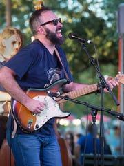 Roddie Romero, 40, has been playing music for more