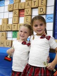 Meet the Scrabble girls of Community United Methodist.