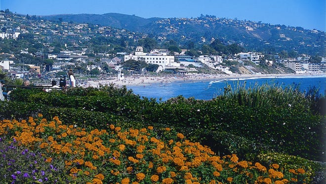 Laguna Beach shines brightest in the summer.